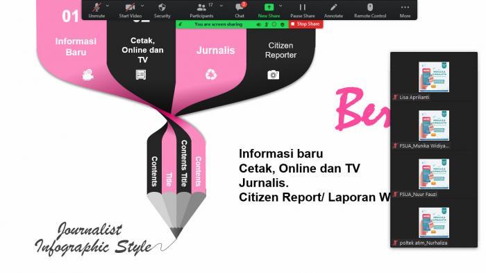 Tingkatkan Skill Kepenulisan, MWD Makassar Adakan Kelas Menulis dan Jurnalistik