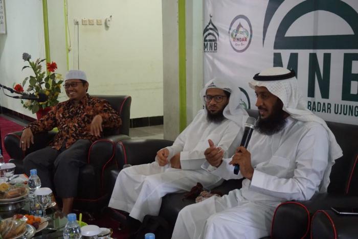 Wahdah Makassar Adakan Tabligh Akbar Bersama Ulama Timur Tengah