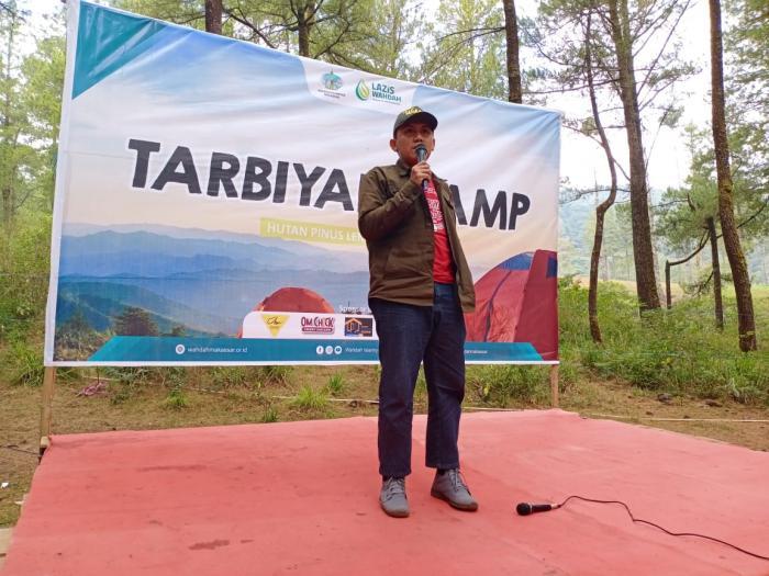 Memupuk Ukhuwah, Tarbiyah Camp Wahdah Makassar Terselenggara Di Malino