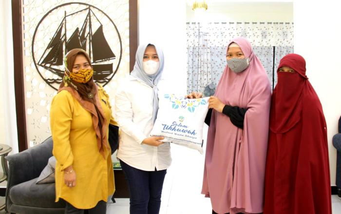 Silaturahmi Wakil Walikota Makassar : MWD Makassar Siap Dukung Program Pemberdayaan Ummat