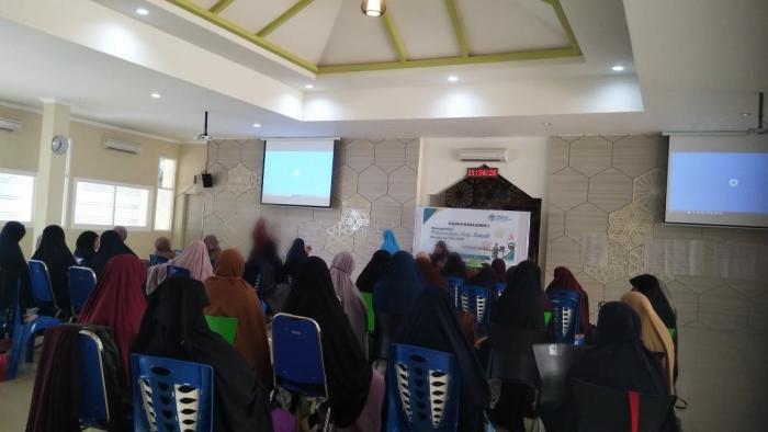 Tingkatkan Profesional  Dakwah, Muslimah Wahdah Adakan Daurah Manajemen Lanjutan
