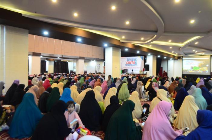 Refleksikan Pengorbanan Nabi Ibrahim,  Muslimah Wahdah Sulsel dan Makassar Helat Semarak Dzulhijjah
