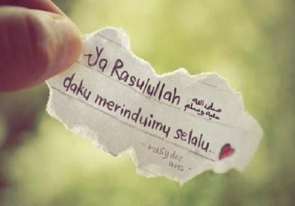 Khutbah Jumat: Kewajiban Mencintai Rasulullah Shallalahu 'Alaihi Wa Sallam