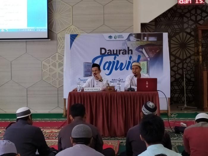 Wahdah Makassar Adakan Daurah Tajwid Syarah Matan Tuhfatul Athfal
