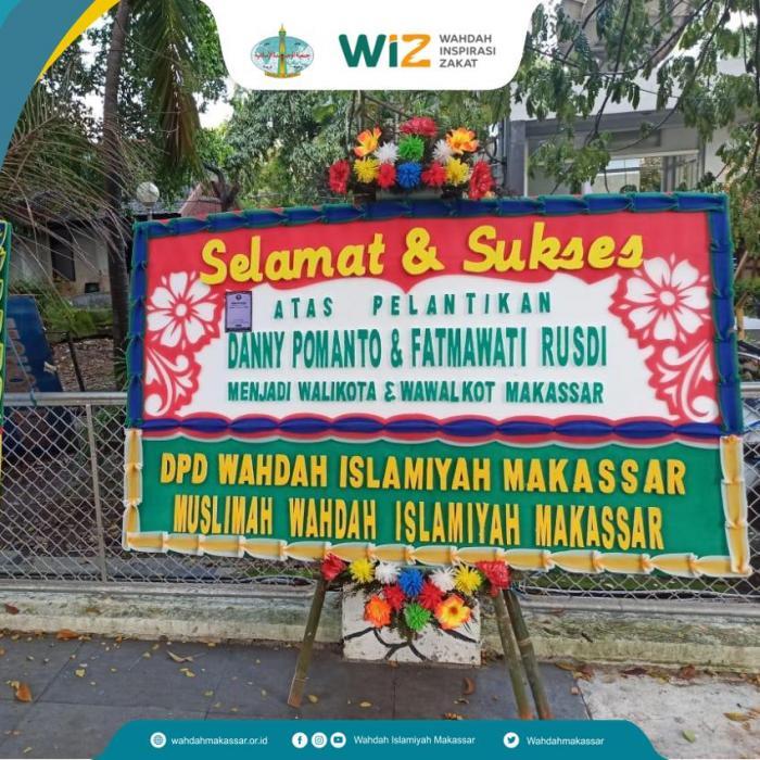 Pelantikan Walikota dan Wakil Walikota Makassar