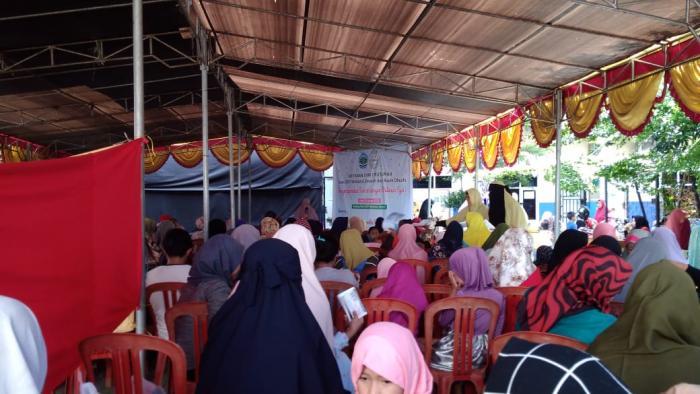 MWD Makassar Bersama SDIT Wihdatul Ummah Gelar Khitanan Syar'i