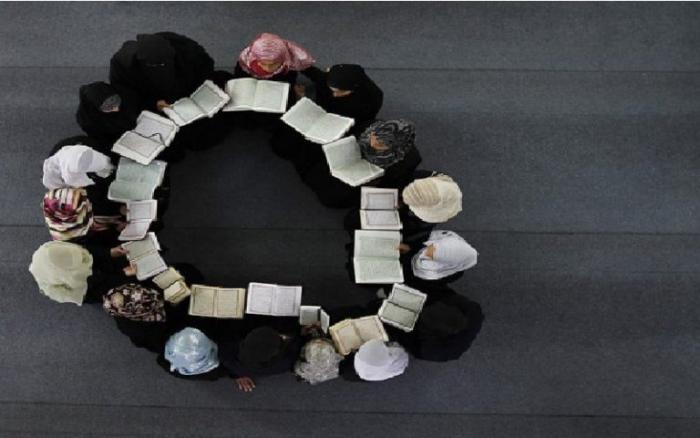 Wanita Haid Mengajar Taman Pendidikan Al Quran Di Masjid