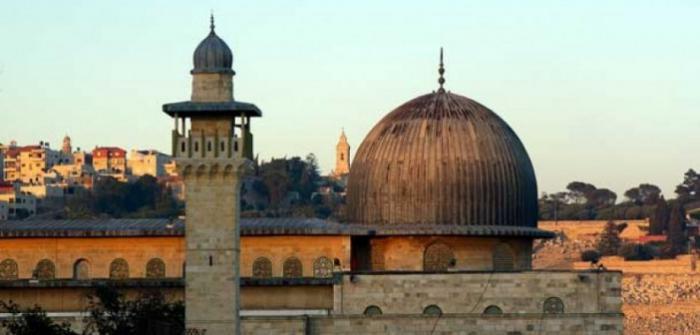 Masjid Aqsha Warisan Para Nabi Allah
