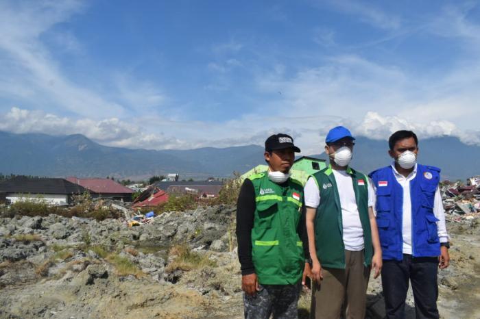 Tanggap Darurat Bencana Gempa di Sulawesi Tengah